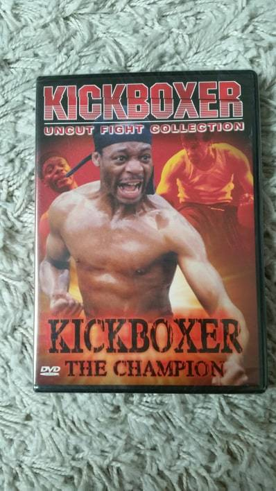 Kickboxer - The Champion - DVD - OVP - Uncut