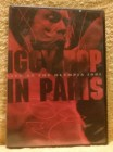 Iggy Pop in Paris Live at the Olympia 1991 DVD