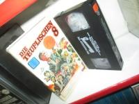 VHS - Die Teuflischen 8 - VCL RARITÄT
