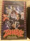 Zombie Dawn of the dead Final Cut VHS 156min.