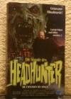 Die Stunde des Headhunter VHS Uncut Erstausgabe