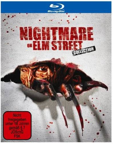 Nightmare On Elm Street ( 5 Disc Collection )