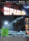 Mondbasis Alpha 1 Vol. 1,2,3,4 in Sammlerbox alle 48 Folgen