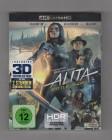 Alita: Battle Angel * 4K Ultra HD + 3D Blu-ray + Blu-ray