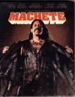 MACHETE Blu-ray STEELBOOK Rodriguez Grindhouse Danny Trejo