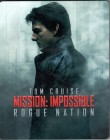 MISSION IMPOSSIBLE ROGUE NATION Blu-ray STEELBOOK Tom Cruise