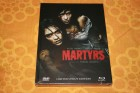 Blu ray Mediabook - Martyrs - lim 333 NEU/OVP
