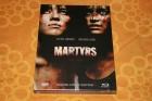 Blu ray Mediabook - Martyrs - lim 555 NEU/OVP