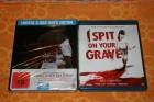 Blu ray Steelbook I Spit On Your Grave - NEU plus NL-Uncut