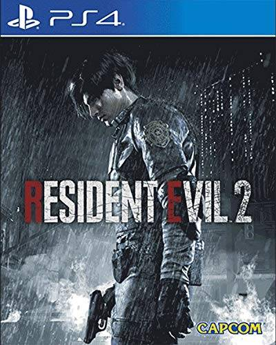 Resident Evil 2 (Uncut) (PS4) (Lenticular Cover) (OVP)