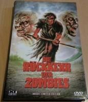 Die Rückkehr der Zombies ( Uncut ) (Grosse Hartbox )