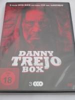 Danny Trejo BOX - 9 Filme - DVD/NEU/Action/Horror/FSK18