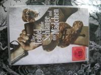 DER TEUFEL DIE SCHLANGE UND DAS MÄDCHEN DVD EDITION NEU OVP