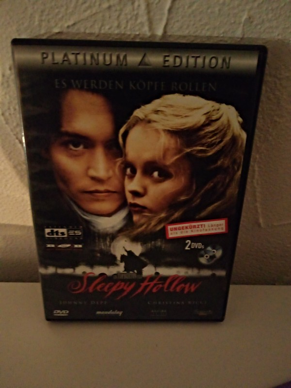 Sleepy Hollow   Platinum Edition