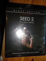 Seed 2, Black Edition, deutsch, uncut, Blu-Ray