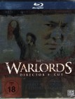 THE WARLORDS Directors Cut BLU-RAY STEELBOOK Metalpack