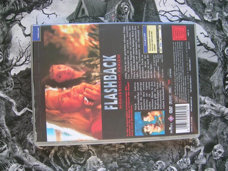 FLASHBACK MÖRDERISCHE FERIEN DVD EDITION