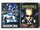 WAXWORK 1+2(KLASSIKER)LIM.MEDIABOOK BEIDE A UNCUT