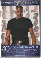 Top 40 Black Male Adult Stars Collection (42643) 2 DVD