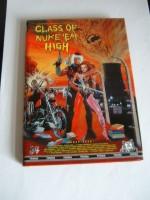 Class of Nuke´em High (kleine Buchbox, rar)