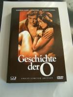 Geschichte der O (große Buchbox, limitiert, sehr selten)