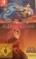 Aladdin + The Lion King ( 2 Spiele ) ( Nintendo Switch )