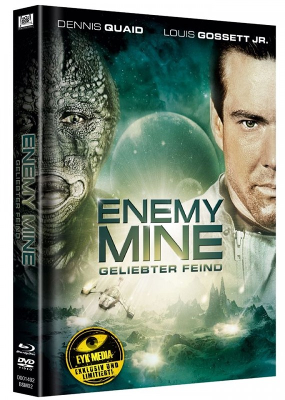 Enemy Mine (Mediabook B) NEU ab 1€