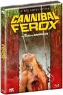 Cannibal Ferox 3 Disc BR & DVD MEDIABOOK GEPRÄGT WATTIERT