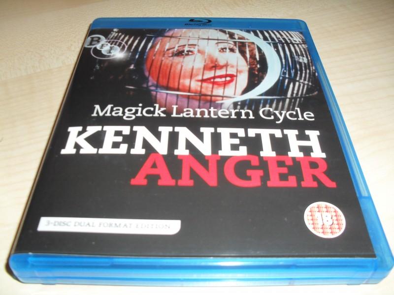Kenneth Anger - Magick Lantern Cycle  3-Disc Dual Format Blu