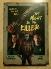 You might be the Killer Blu-ray DVD Limited Mediabook Uncut
