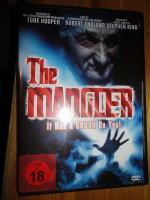 The Mangler , 110 min., uncut, deutsch,  DVD