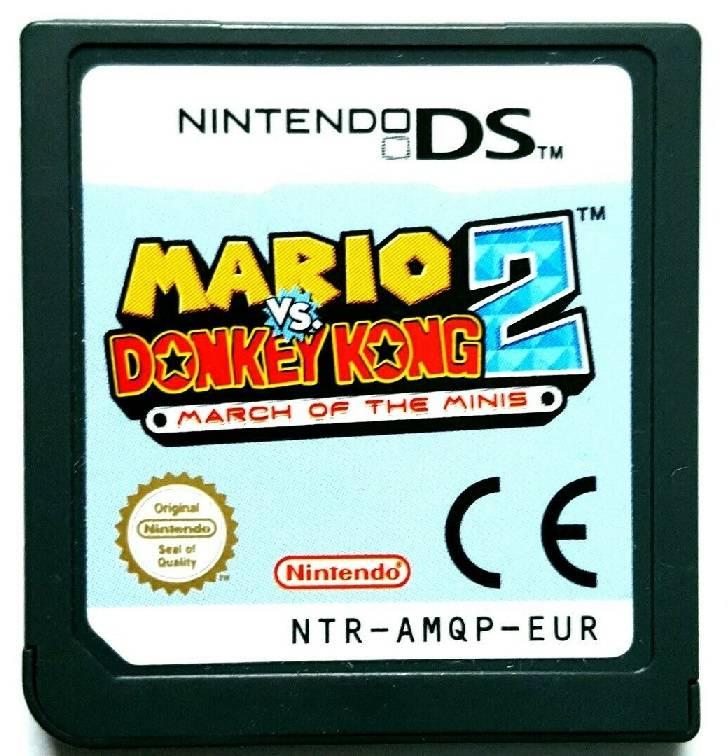 MARIO vs. Donkey Kong 2 - Nintendo DS