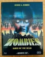 * Zombies Dawn of the Dead kl.Hartbox BluRay *