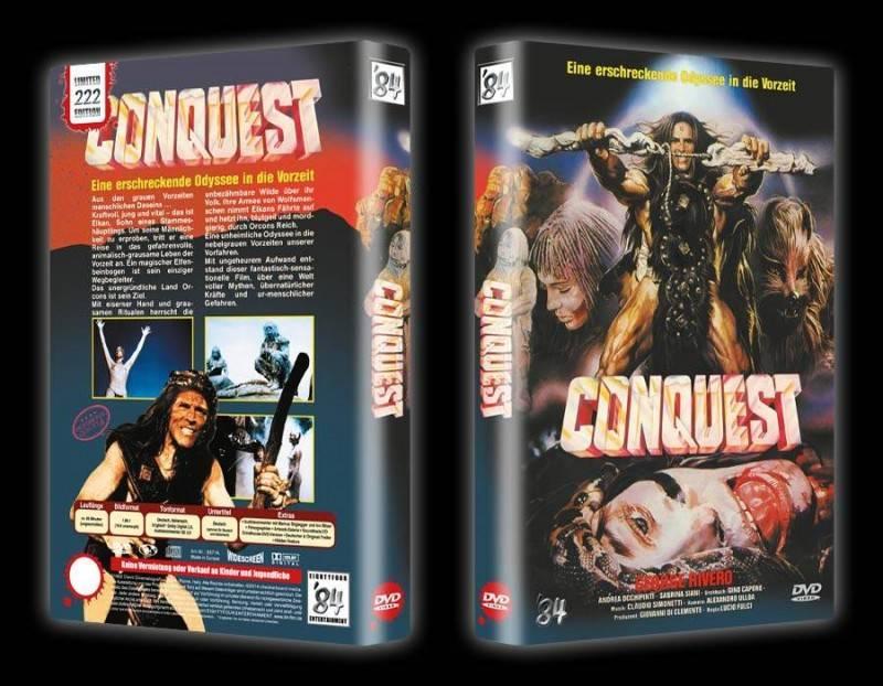Conquest (Große Hartbox A) NEU ab 1€