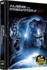 Alien vs. Predator 2 * Extended Mediabook Earth
