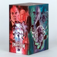 PHANTASM I-V - Das Böse 1-5 *Mediabook Sammlerbox BD+DVD*OVP