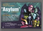 Asylum * Grosse Blu Ray Hartbox D - Limited 22 Stk