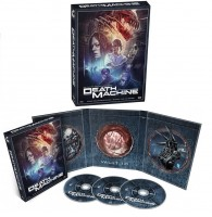Death Machine - 3-Disc (Blu Ray+DVD+CD) NSM - NEU/OVP