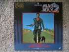 Mad Max II 2 Road Warrior Laserdisc LD Rental Japan Gibson