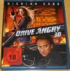 Drive Angry 3D Blu-ray