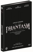PHANTASM I - Das Böse 1 - Mediabook Cover B *BD+2DVD*NEU OVP