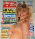 Wochenend - Heft 46 / 1987 *KARIN SCHUBERT* RAR