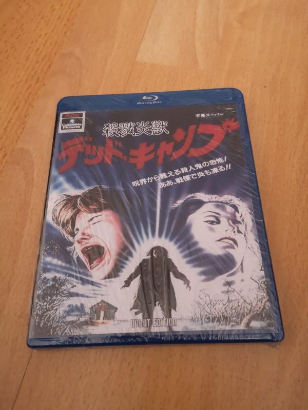 Twisted Nightmare Blu Ray Rare Selten OVP