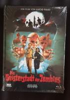 Die Geisterstadt der Zombies - XT  Mediabook Cover B OVP