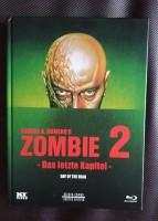 Zombie 2 - Day of the Dead - XT  Mediabook Cover A