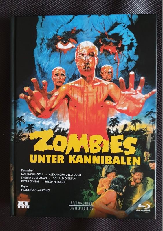 Zombies unter Kannibalen - XT  Mediabook 1148/1500