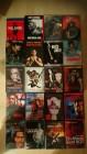 DVD und Blu-ray Sammlung mit 10 Filmen Uncut