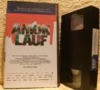 AMOK LAUF VHS ungekürzte Kinofassung extrem selten!