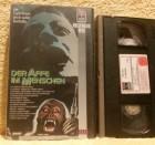 Der Affe im Menschen VHS George A. Romero Uncut