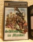 Schlitzohren im Manöver VHS selten NoDVD!!